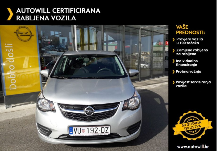 Opel KARL ENJOY B1.0XE MT5