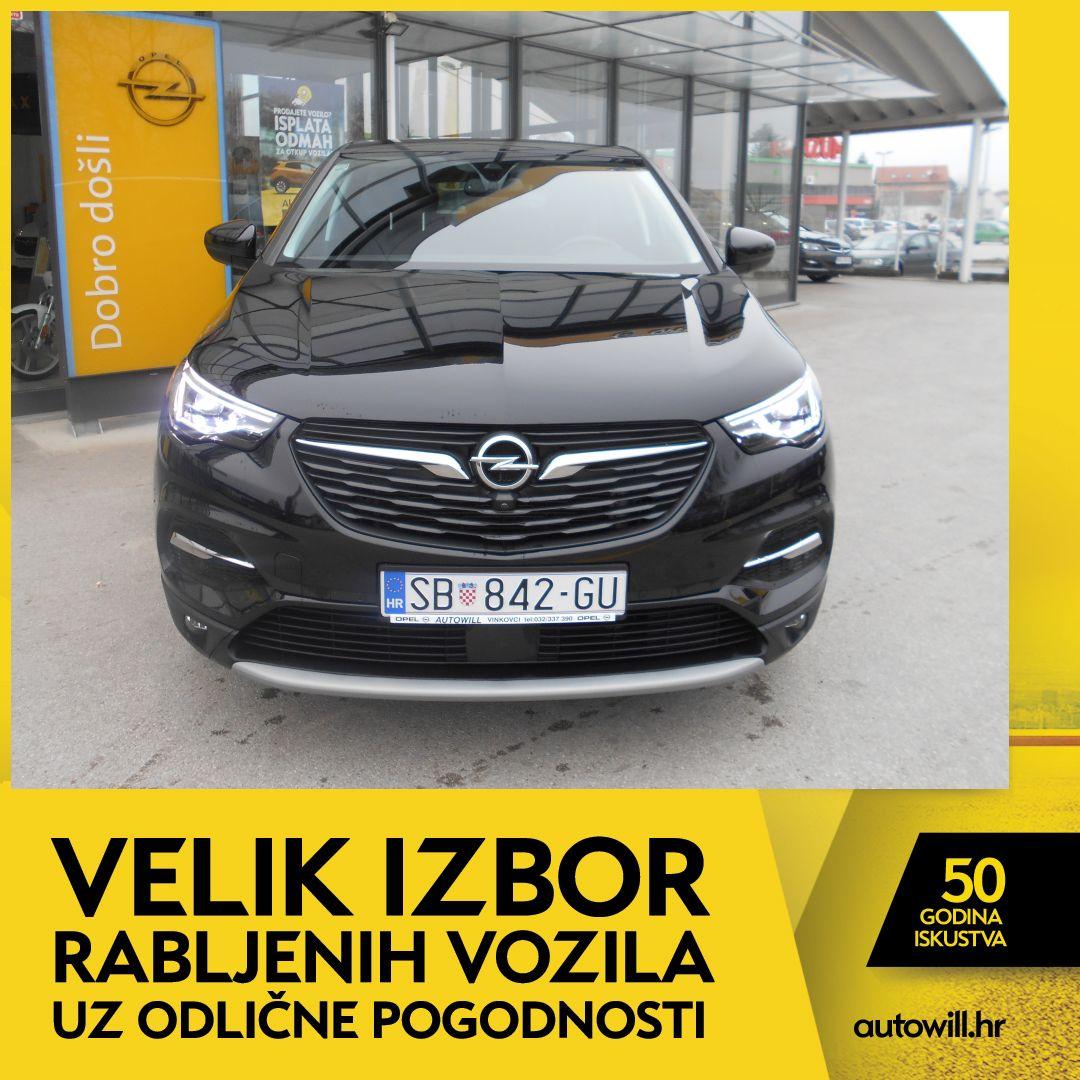 Opel GRANDLAND X INNOVATION D20DTH AT8