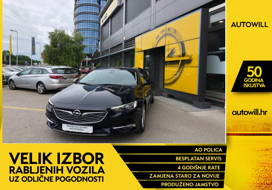 Opel INSIGNIA GRAND SPORT EDITION D1.6DTH AT6