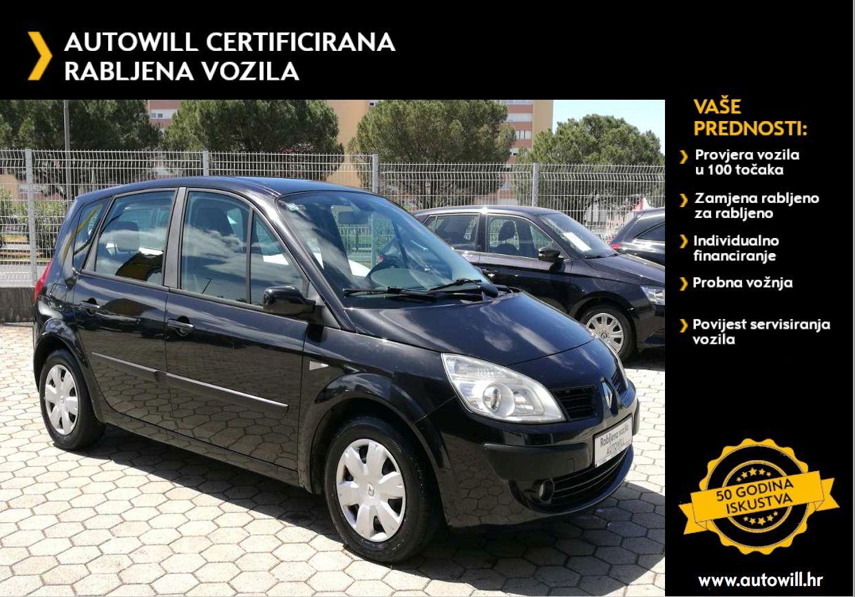 Renault SCENIC 1,5 DCI EXTREME