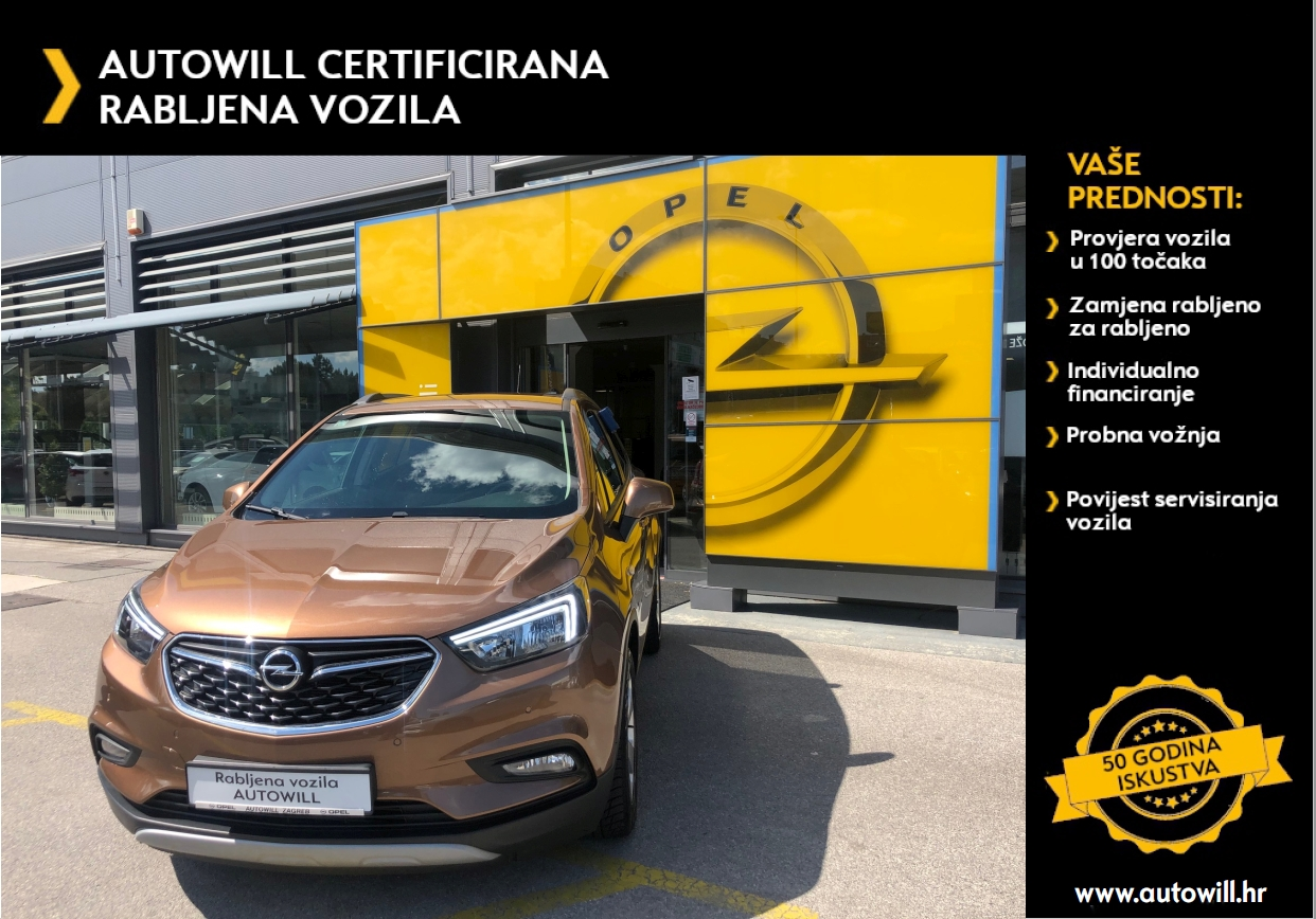 Opel MOKKA X ENJOY 1.6