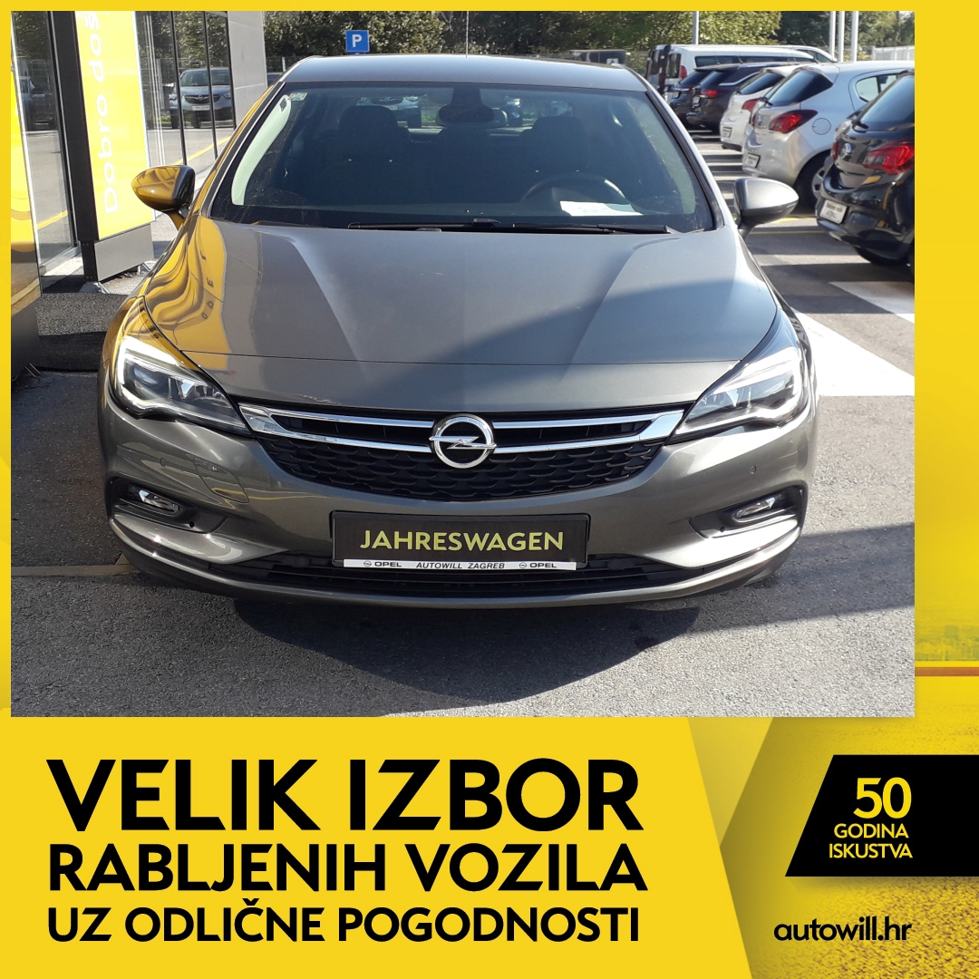 Opel ASTRA K 5DR ENJOY B1.6DTE MT6