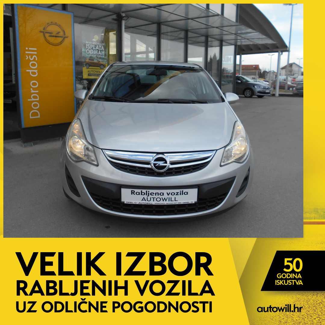 Opel CORSA 1,3 CDTI SATELLITE